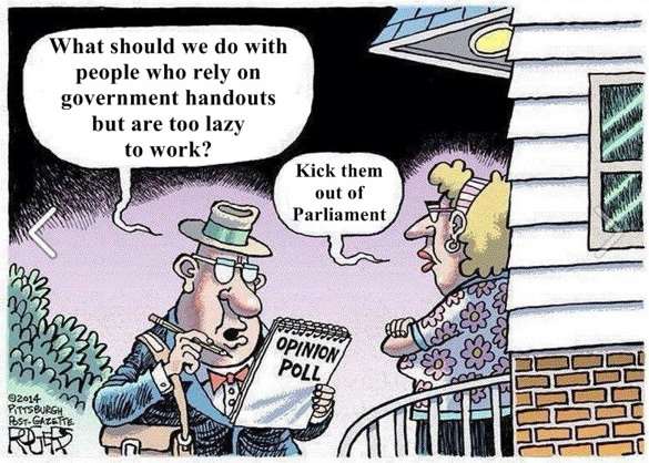 Government Handouts